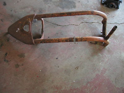 Allis Chalmers G Tractor Original Ac Front Frontend Wishbone Assembly