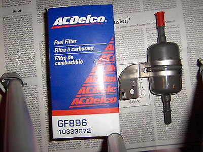 Kraftstofffilter   AC Delco GF896  Benzin-Filter  GM part # 10333072