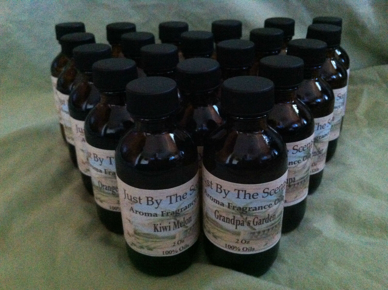 Home Fragrance Oils For Oil Warmers -Large 2oz - Buy 4 Get 1 Free, Add 5 to Cart