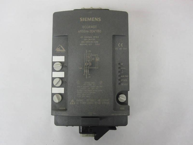 Siemens Motor Starter Ecofast 3RK1323-6BS71-1AA3 New !!