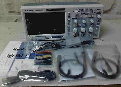 200mhz 2channels 1gsas Oscilloscope 16channels Logic Analyzer 2in1 Mso5202d Usb
