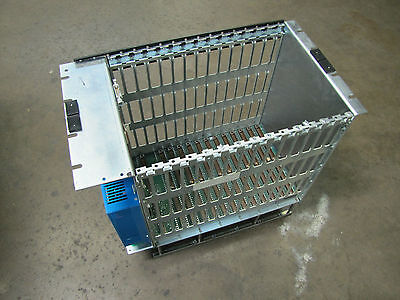 Spectral Dynamics Scientific-atlanta 12-slot Plc Card Rack Chassis M800a M802-10