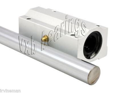 20mm Diameter Shaft 30inch Long Wblock Bearing Linear Motion Cnc Router Rod