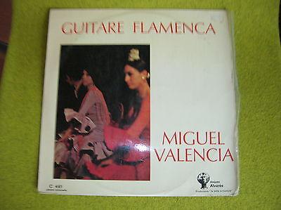 LP MIGUEL VALENCIA-GUITARE FLAMENCA-ALVARES C 461