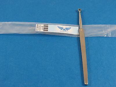 Medical Dermatology Fox Curette No 4   4 Mm Angelus