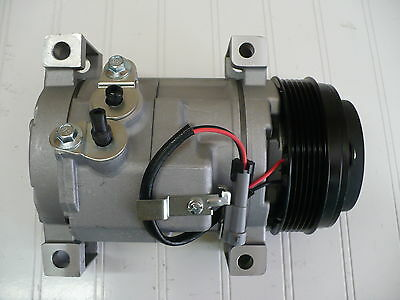 2003-2010 GMC Sierra 1500 (4.3L) New A/C AC Compressor