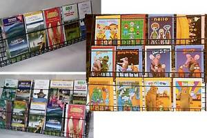 Trade Retail Display WALL Counter DESK LEAFLET Holder Greeting CARD STAND rack