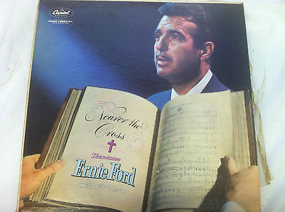 NEARER THE CROSS - TENNESSEE ERNIE FORD (The Crossings Stores)