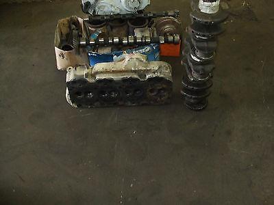 4.276 John Deere Diesel Cylinder Head And Engine Parts Used