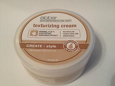 Abba Pure Texturizing Cream - 2.65oz / 75g