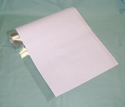 "20 YD roll 12"" Brodart Just-a-Fold III Archival Book Jacket Covers - Super Clear"
