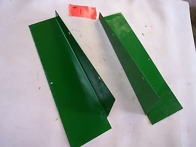 John Deere Gator Amt 600622626 Metal Inner Side Fender Extensions  Used