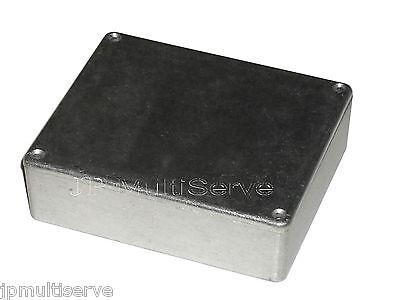 Die Cast Aluminum Project Box 4.68 X 3.8 X 1.4 Inch