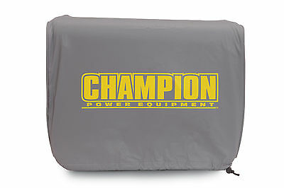 Small Vinyl Cover For Champion Power Equipment Portable Generator C90015