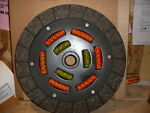 John Deere TRACTOR CLUTCH DISC AT125527 540B 540 picture