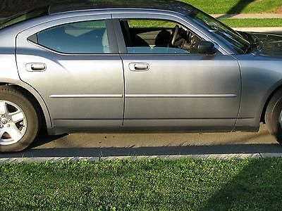Body Side Molding Free Ship (PAINTED CHARGER BODY SIDE MOLDINGS 2006 2007 2008 2009 2010 )