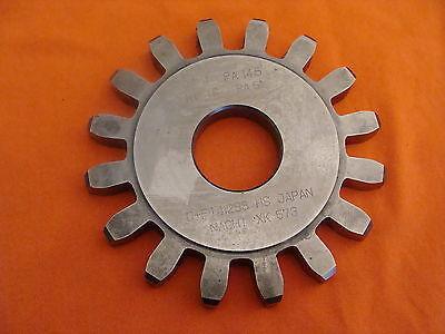 Nachi Gear Cutter Disc Shaper Finishing Non Topping 4 Dp 14.5 Pa 16 T 1.25 B