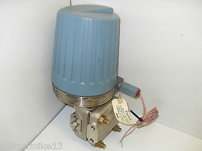 New Foxboro E11am-hsam2 316 Ss Stainless Electronic Transmitter 316ss