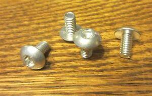 CLUTCH HEAD SCREWS  1/4-20  x 1/2