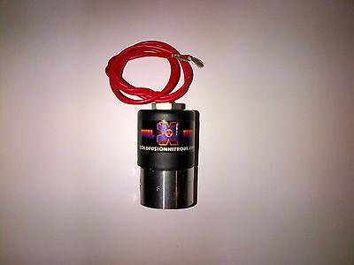 Brand New Pro Fuel Solenoid 400HP+ Side Port