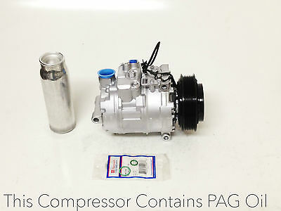 1997 2008 PORSCHE BOXSTER ALL ENGINE SIZES USA REMAN AC COMPRESSOR KIT WWRTY