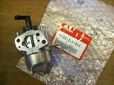 Carburetor For Honda Em3000c Eb3000c Cycloconverter Generator - 16100-zl0-d42