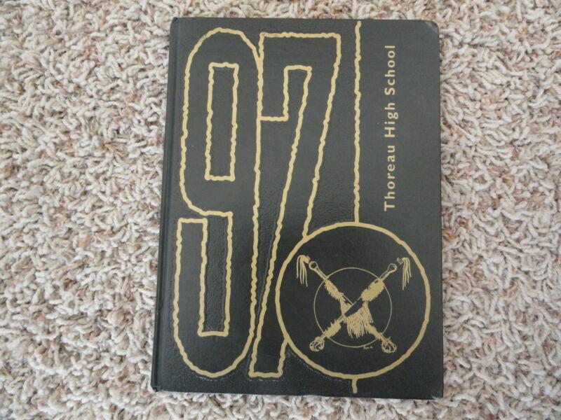 1997 Thoreau High School Yearbook