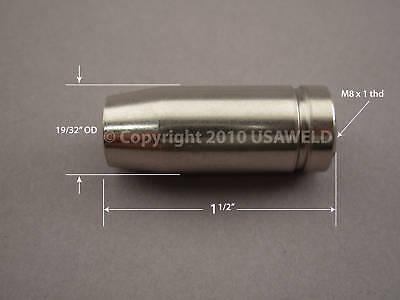 Clarke Mig Welder Gas Nozzle Parts Small