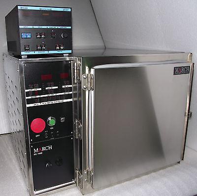 March Px-1000 Plasma System Px1000 Plasma Asher Etcher 6 Month Warranty