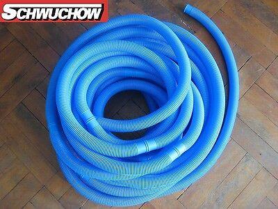 Suction Hose 38mm Blue 12 M Pool Intex Hose Installation Hose
