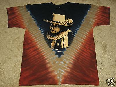 Bob Dylan New T-shirt - Bob Dylan Rolling Thunder S, M, L, XL, 2XL Tie Dye T-Shirt