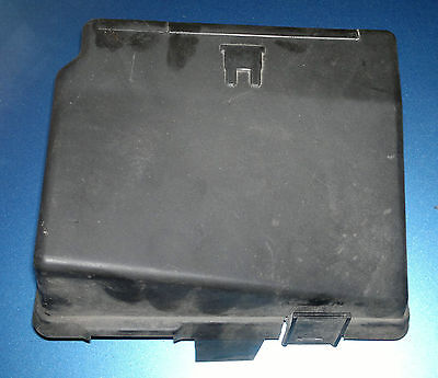 Peugeot 206 fuse box cover  lid 1998 06   All Models Part Number 9628844080