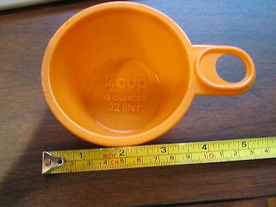 Half Price Toy - Fisher Price Fun with Food Mixing Center Orange half cup measuring baking 1/2