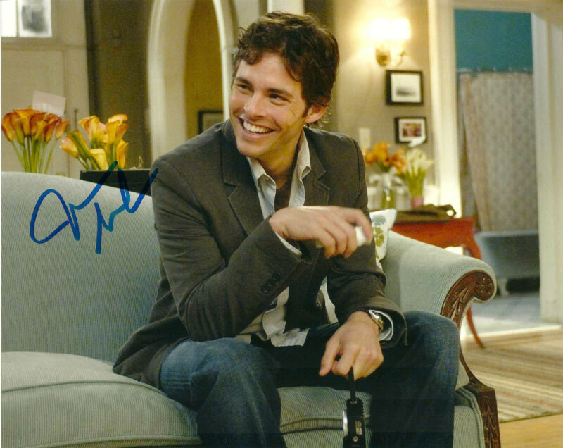 James Marsden Signed Autographed 8x10 Photo COA