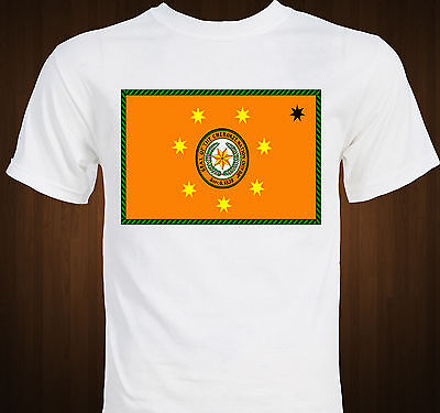 Flag of the Cherokee Nation - Native American Indian T-shirt](Flags Of The Nations)