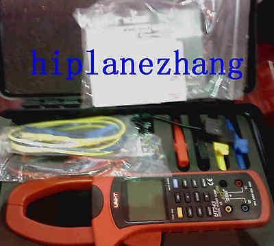 Three Phase True Rms Harmonic Analysis Power Clamp Meter Usb Data Logger Ut243