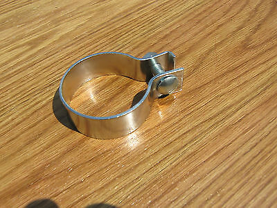 Farmall 300 350 400 Or 450 Original Band Style Muffler Clamp