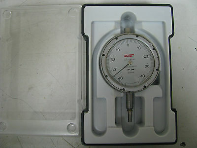 Kafter Mahr Metric Dial Drop Indicator 0.01mm - Ad20