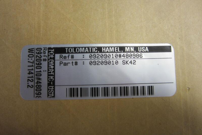 NEW TOL-O-MATIC 09209010SK42 KIT