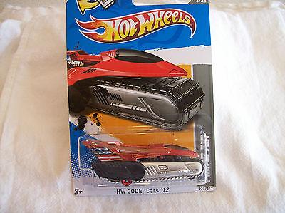 2012 Hot WheelsTREAD AIR Model