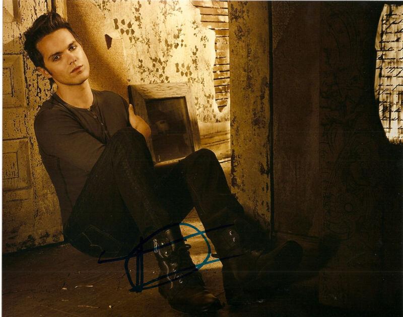 "Secret Circle ""Adam"" Thomas Dekker Autographed Signed 8x10 Photo COA"