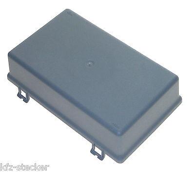 MTA 5fach Modulhalter Deckel Relaiskasten Sicherungs Relais Box Halter Sockel 01 ()