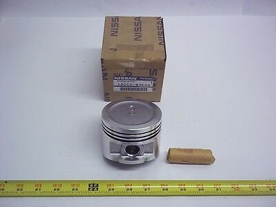12010-50k00 Nissan Forklift Piston-with Pin Lot Of 2 1201050k00