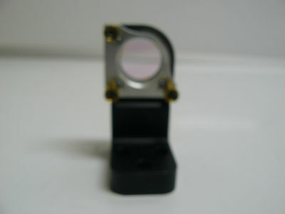 Newport 34 Laser Aligment Optic Mirror With Center Mirror Mount 2 14 Tall
