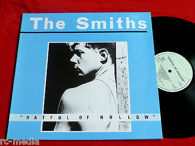 THE SMITHS - Hatful Of Hollow - Rare Portugese pressing +Orig Gatefold Sleeve
