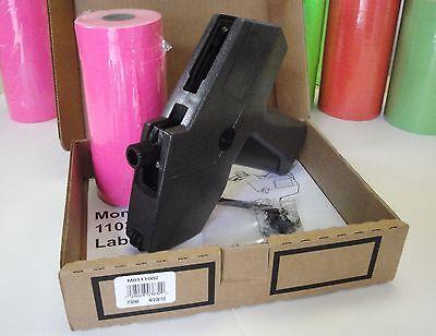 Monarch 1110 Price Gun With Pink Labels 1 Sleeve17m -1110 Price Gun