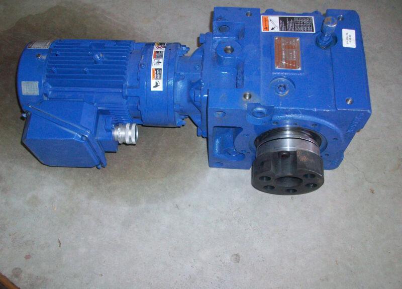 Sumitomo BuddyBox Gear Drive & Motor  LHYMS1-3A100YA-Y1-151   UNUSED