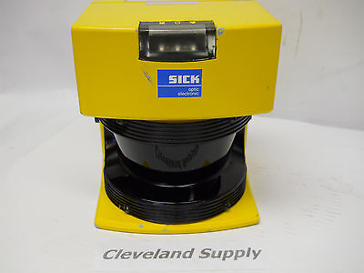 Sick Pls101-112 Photoelectric Laser Scanner Excellent Used Condition