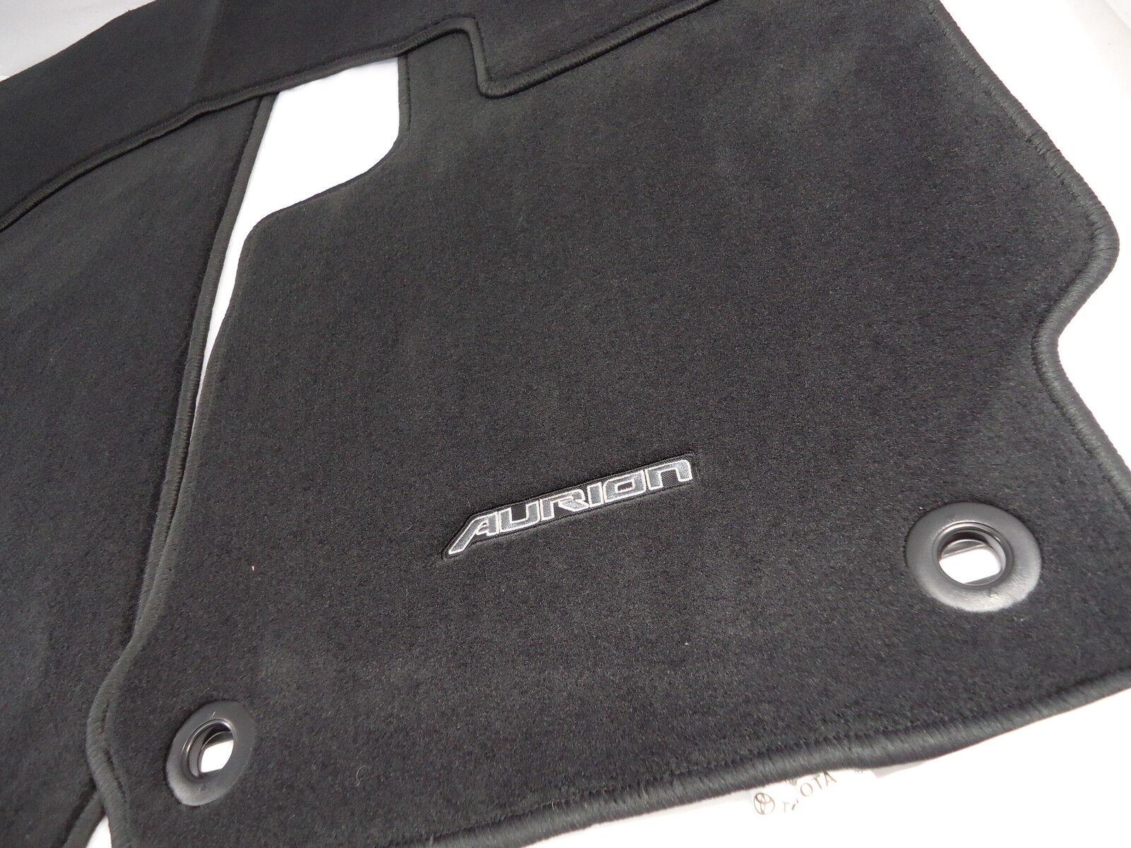 Toyota Aurion Floor Mat Set Carpet Black Gsv50 From Feb