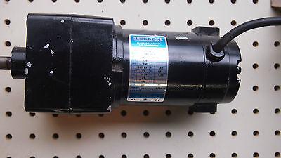 Leeson Permanent Magnet D.c. Gearmotor M1125241.00 269